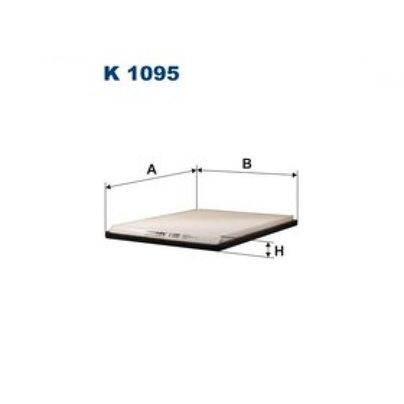 Kabinový filter Filtron K1095