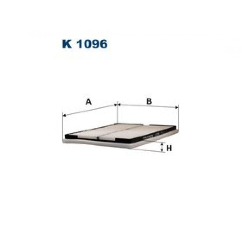 Kabinový filter Filtron K1096
