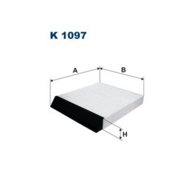 Kabinový filter Filtron K1097