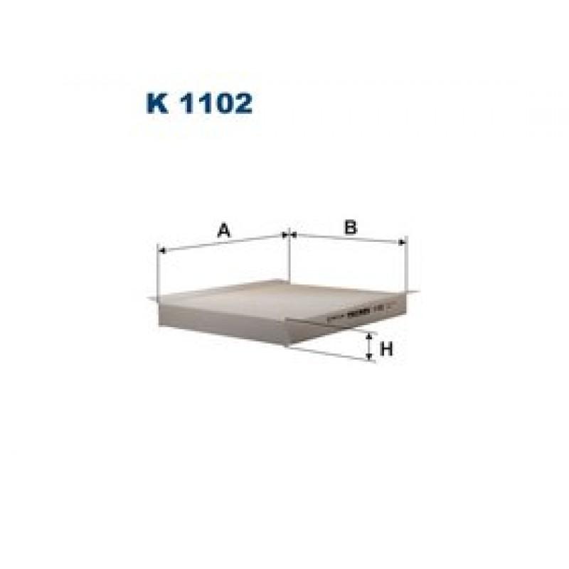 Kabinový filter Filtron K1102