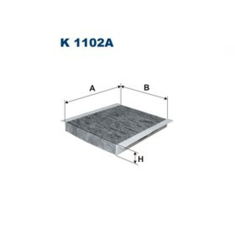 Kabinový filter Filtron K1102A