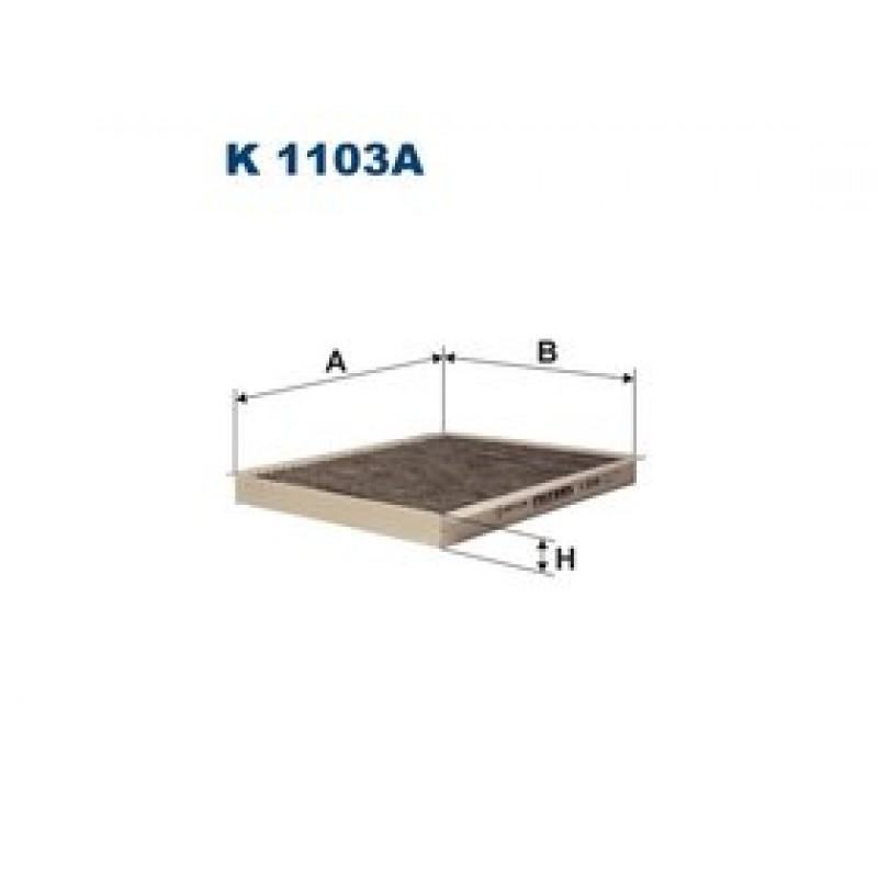 Kabinový filter Filtron K1103A