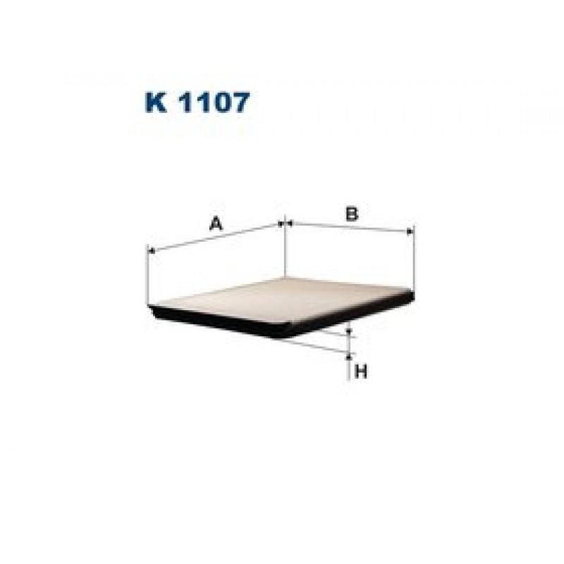 Kabinový filter Filtron K1107