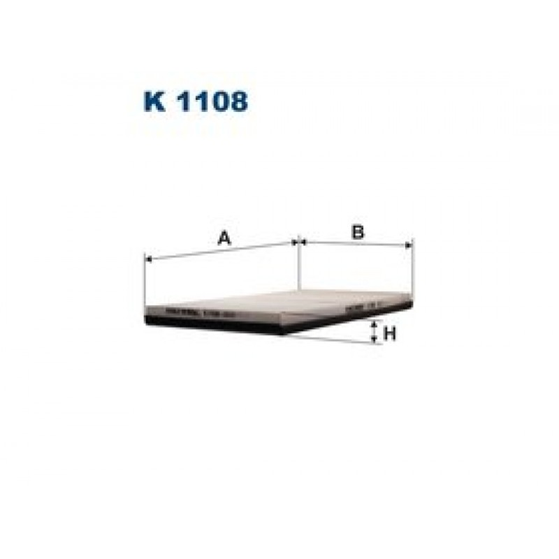 Kabinový filter Filtron K1108