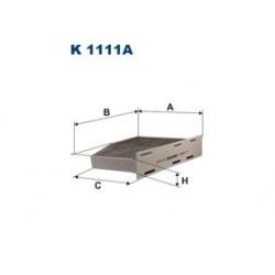 Kabinový filter Filtron K1111A