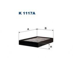 Kabinový filter Filtron K1117A