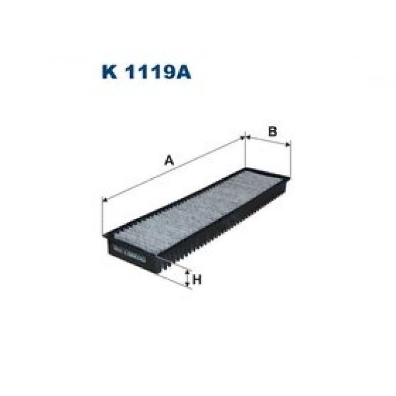Kabinový filter Filtron K1119A