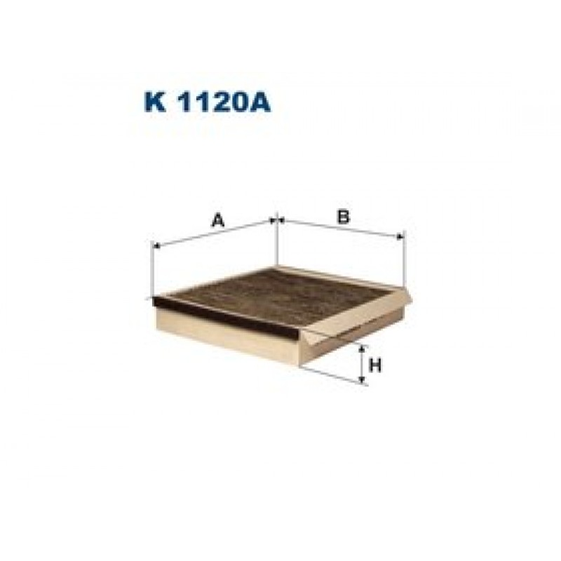 Kabinový filter Filtron K1120A