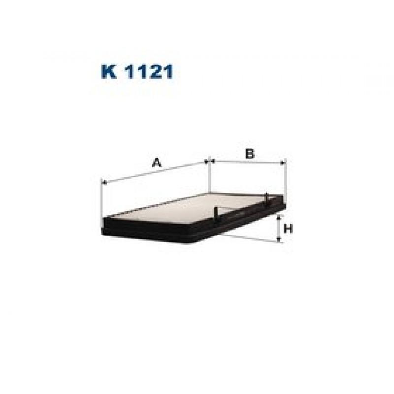 Kabinový filter Filtron K1121