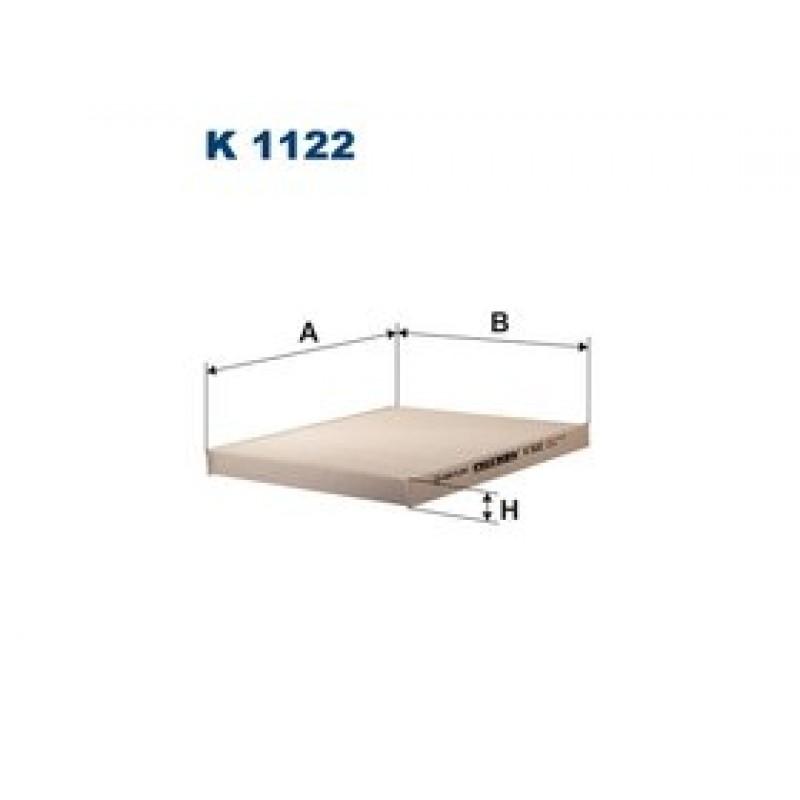 Kabinový filter Filtron K1122