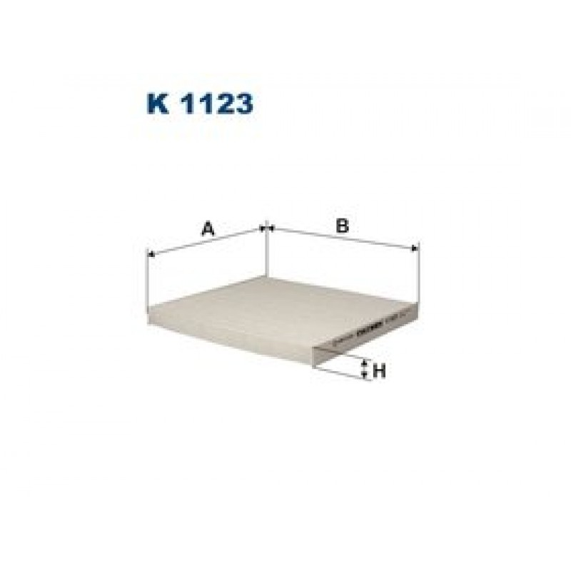 Kabinový filter Filtron K1123