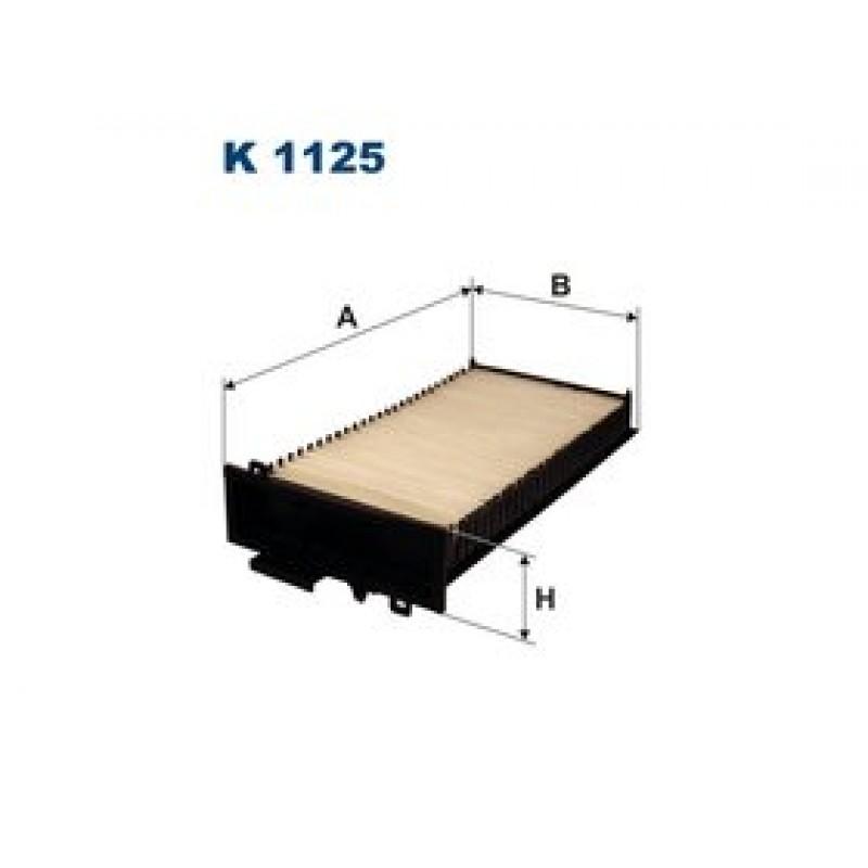 Kabinový filter Filtron K1125