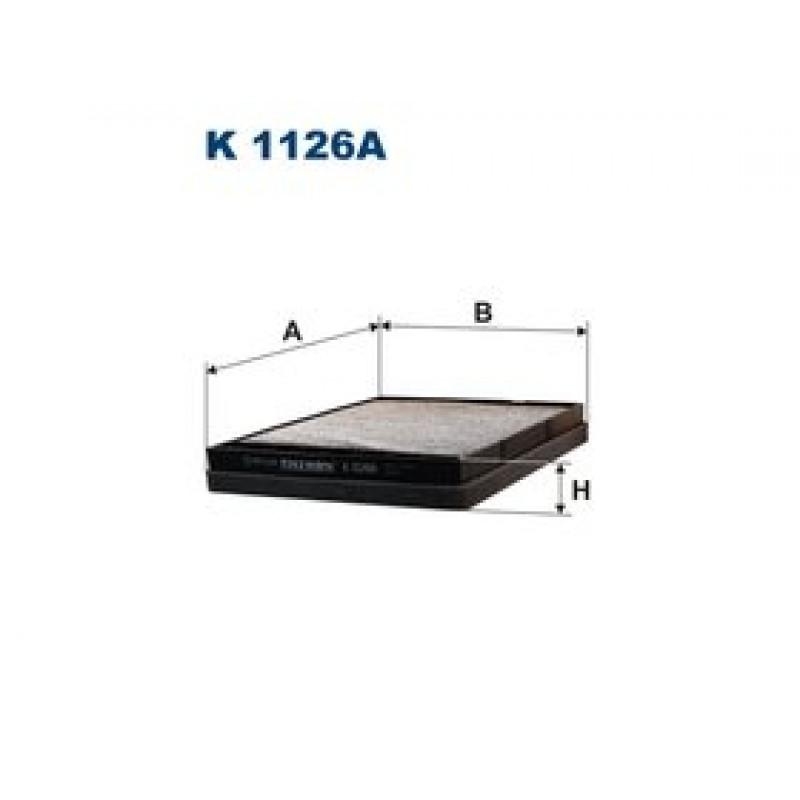 Kabinový filter Filtron K1126A