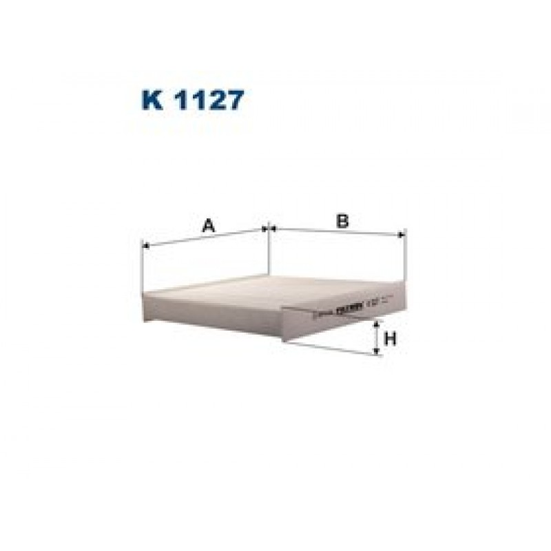 Kabinový filter Filtron K1127