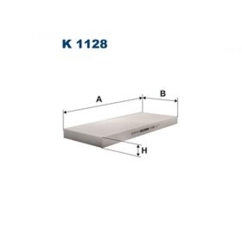 Kabinový filter Filtron K1128
