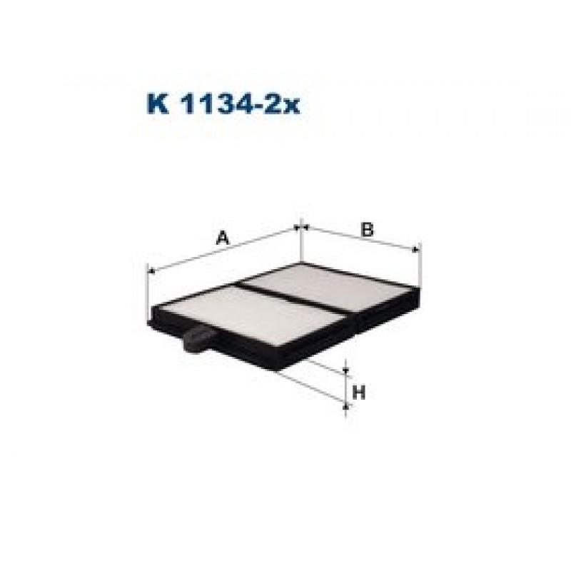 Kabinový filter Filtron K1134-2X