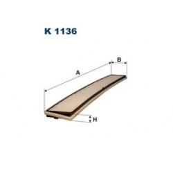 Kabinový filter Filtron K1136