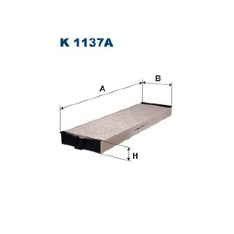 Kabinový filter Filtron K1137A