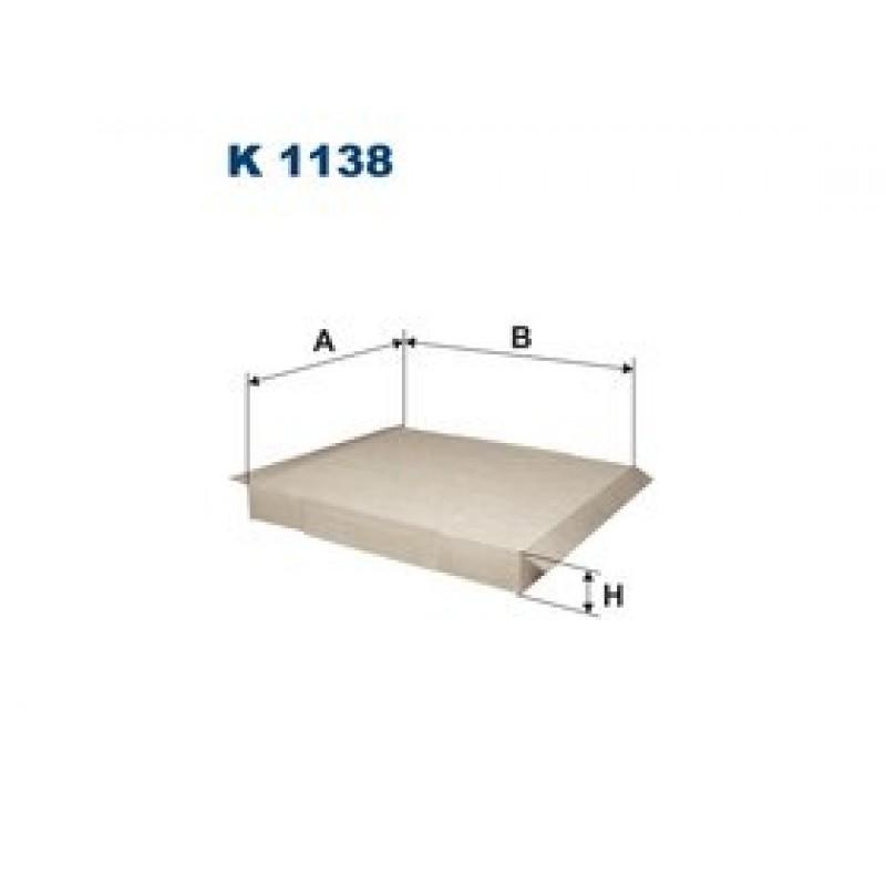Kabinový filter Filtron K1138