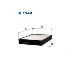 Kabinový filter Filtron K1140
