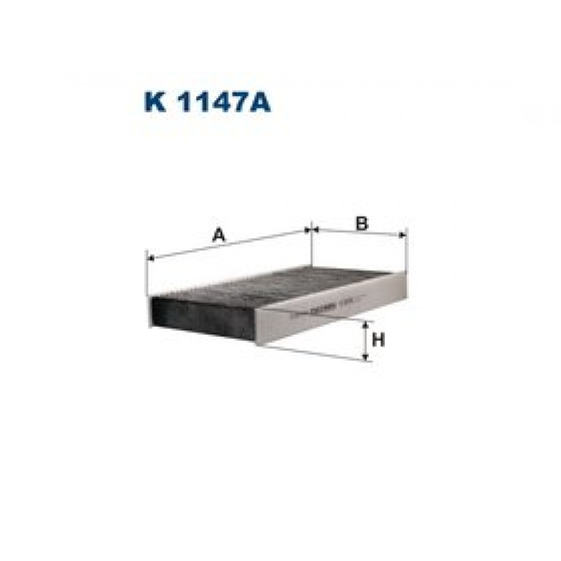 Kabinový filter Filtron K1147A