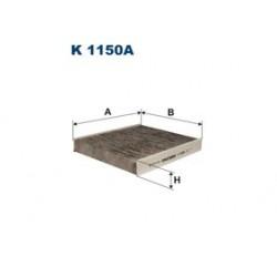 Kabinový filter Filtron K1150A