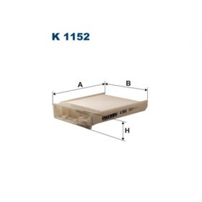 Kabinový filter Filtron K1152