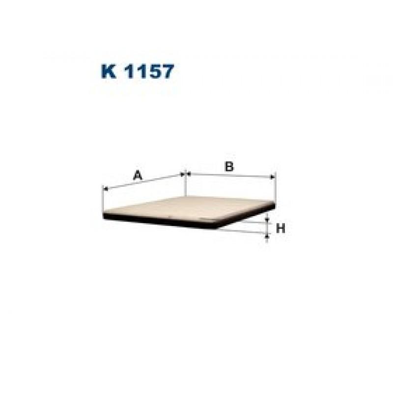 Kabinový filter Filtron K1157