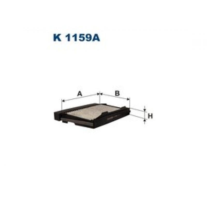 Kabinový filter Filtron K1159A