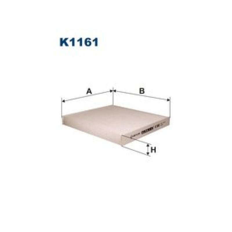 Kabinový filter Filtron K1161