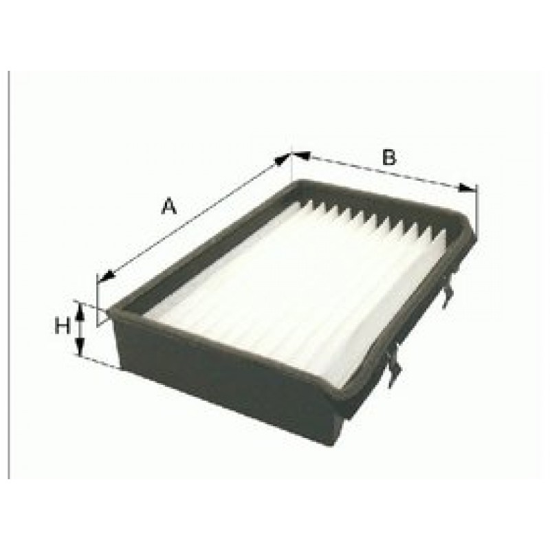Kabinový filter Filtron K1163