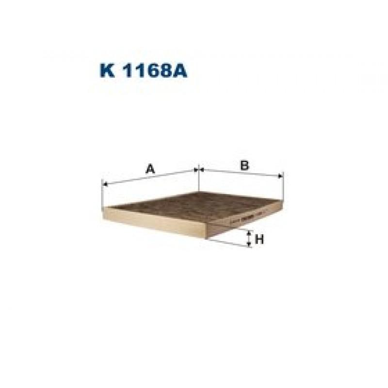Kabinový filter Filtron K1168A