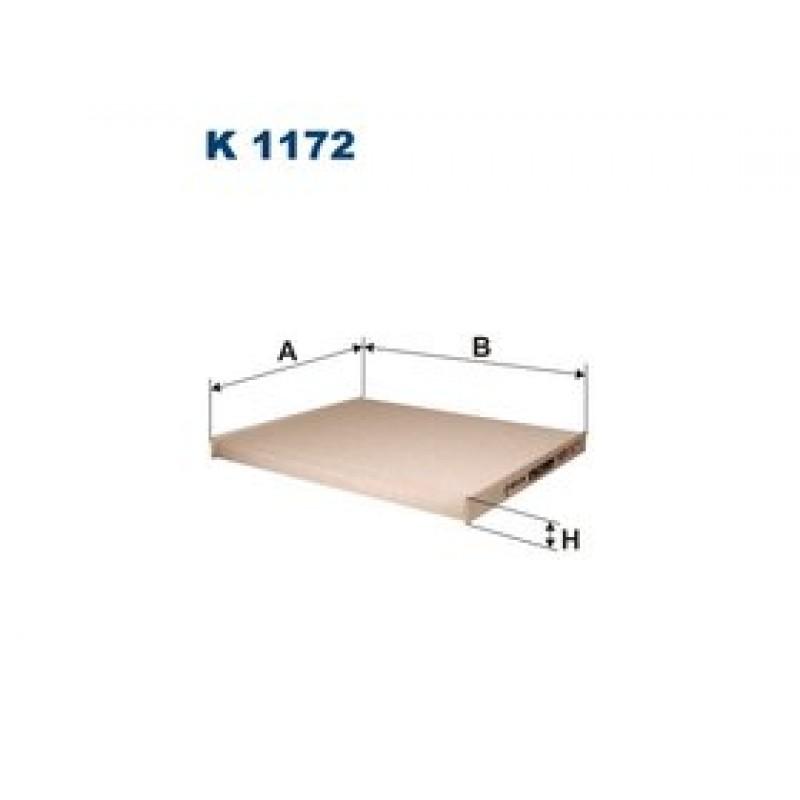 Kabinový filter Filtron K1172