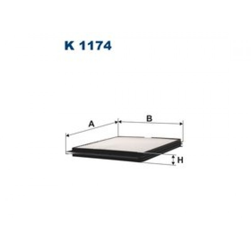 Kabinový filter Filtron K1174