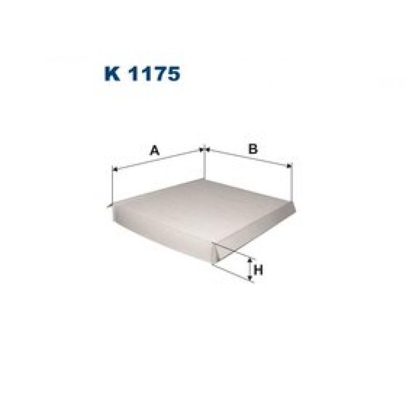 Kabinový filter Filtron K1175