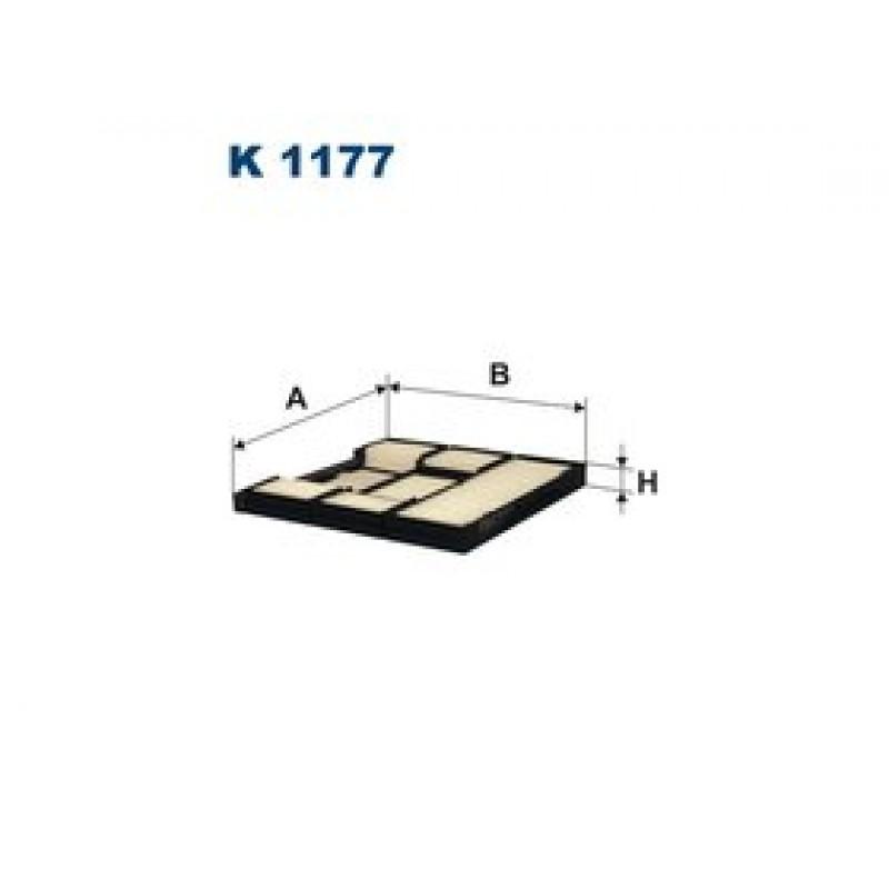 Kabinový filter Filtron K1177