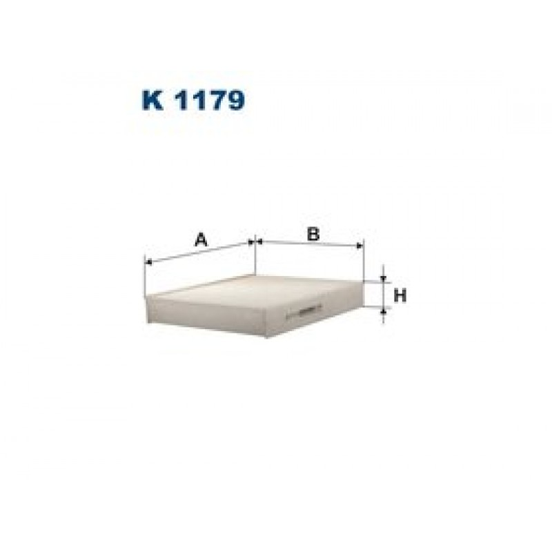 Kabinový filter Filtron K1179-2X