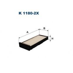 Kabinový filter Filtron K1180-2X