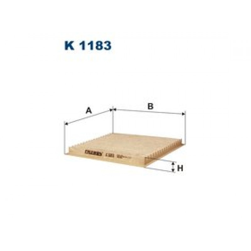 Kabinový filter Filtron K1183