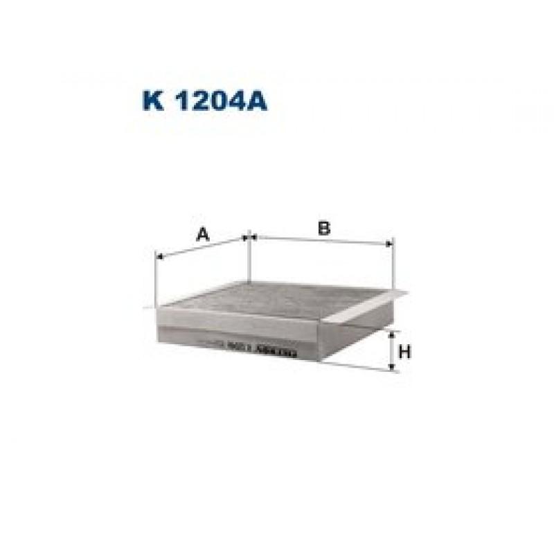 Kabinový filter Filtron K1204A