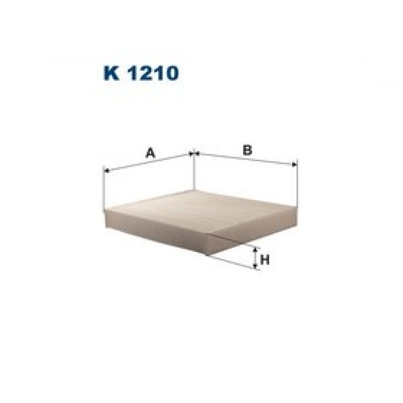Kabinový filter Filtron K1210