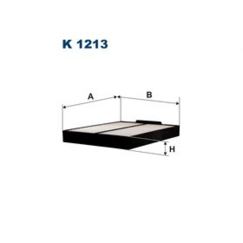 Kabinový filter Filtron K1213