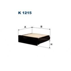 Kabinový filter Filtron K1215