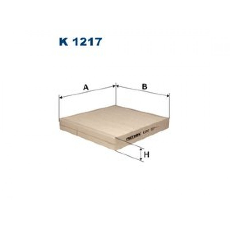 Kabinový filter Filtron K1217