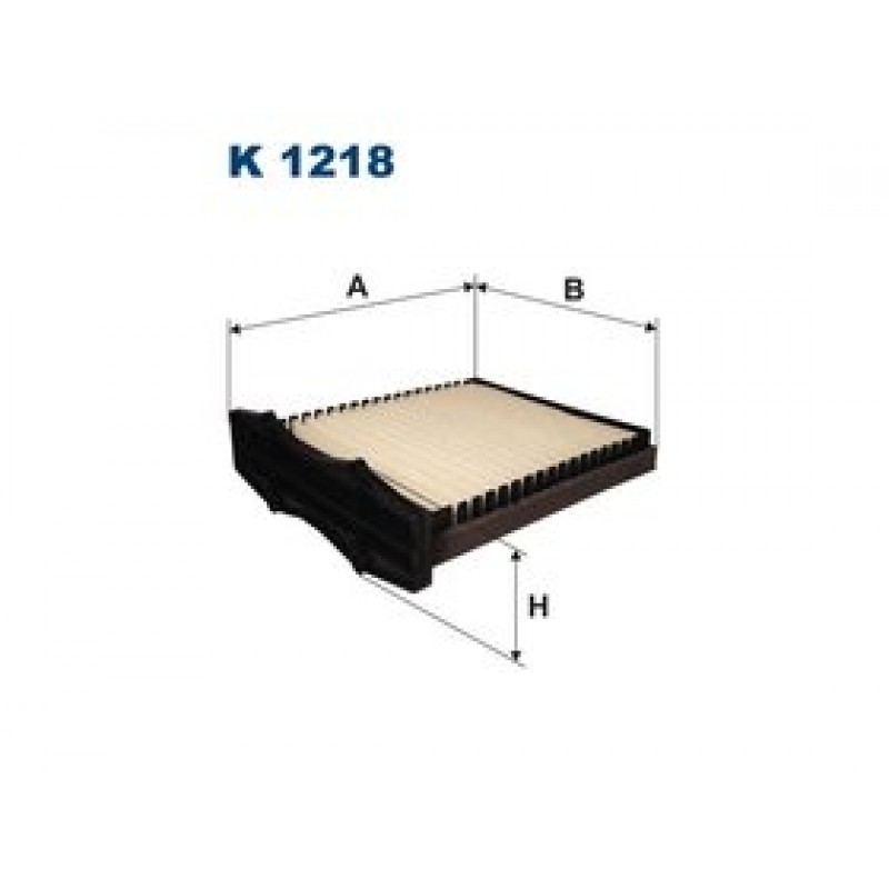 Kabinový filter Filtron K1218