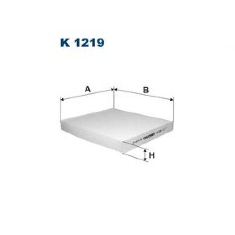 Kabinový filter Filtron K1219