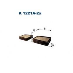 Kabinový filter Filtron K1221A-2X