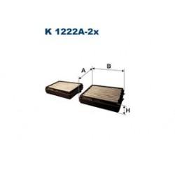 Kabinový filter Filtron K1222A-2X