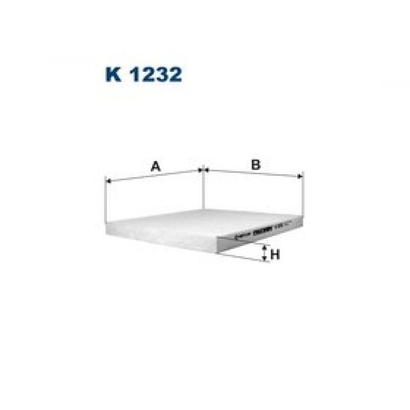 Kabinový filter Filtron K1232