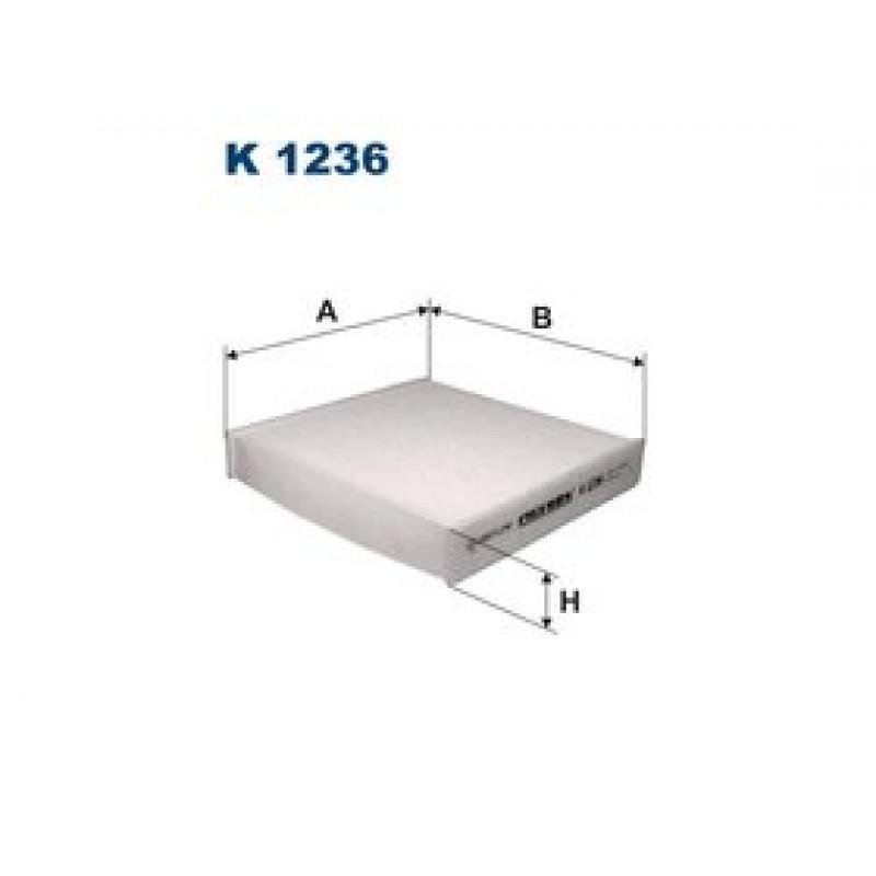 Kabinový filter Filtron K1236